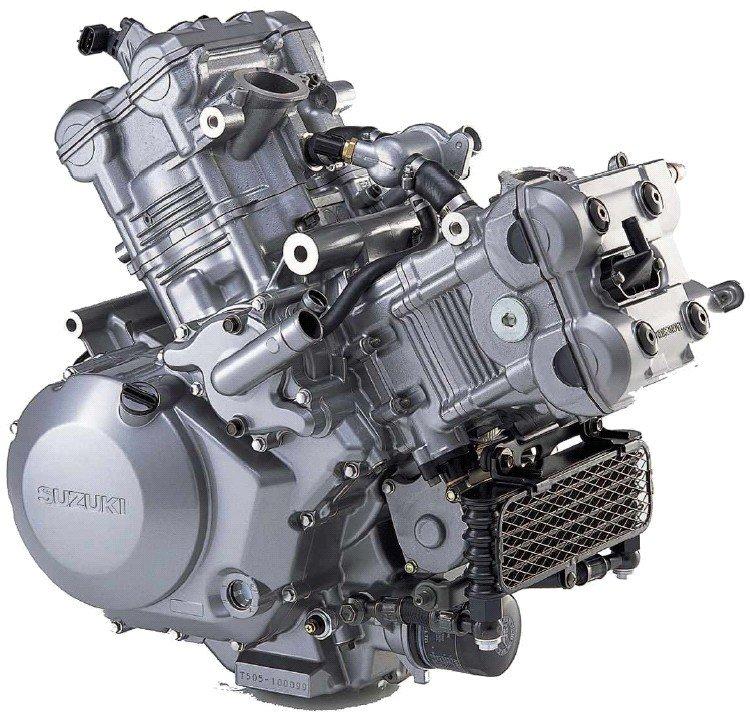 Ducati  Engine Swap